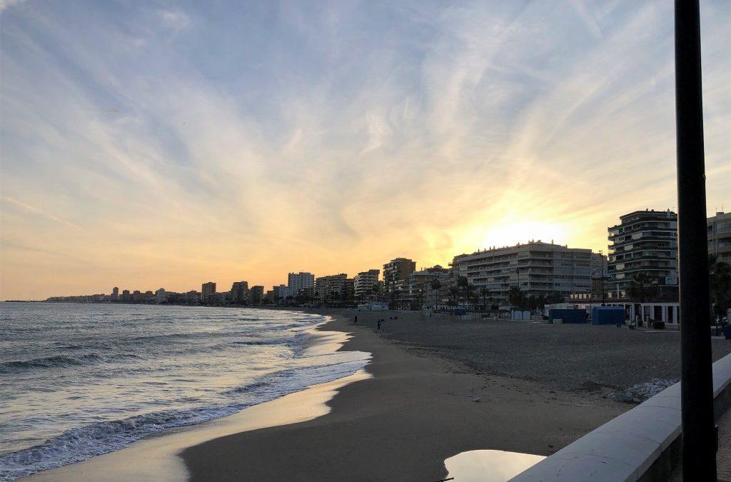 3.2.-21 Iltakävelyajatuksia elämästä Espanjassa